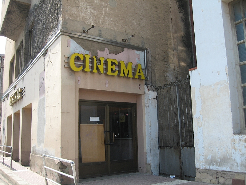 Peter Brinkemper Goedart Palm Cinema Canet de Mar